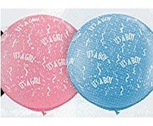 Happy B-Day Balloon