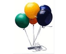 """Balloons 12"""" Metallic"""