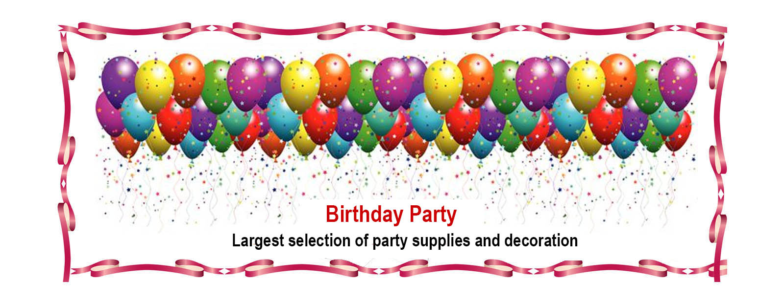 Birthday Party Supplies Party Plaza Shop in Glendale