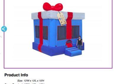 Blue Gift Box2   $85