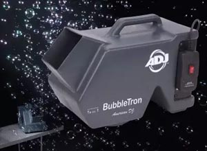 Bubble machine for rent in Glendale