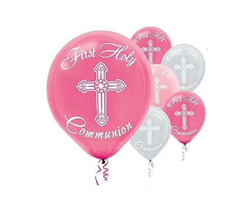 Christianity balloon decorations