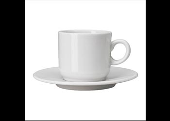 Coffee Cup and Sauccer $0.80