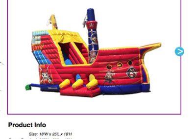 Combo - Buccaneer Ship $295