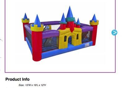 Combo - Castle $245