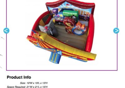Combo - Circus $245