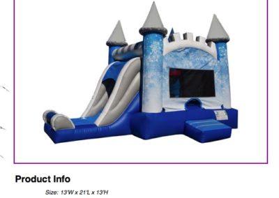 Lite Ice Castle Combo $165