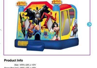 Combo - Justice League $179