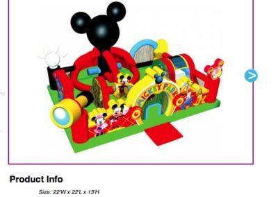 Combo - Mickey Park  $245