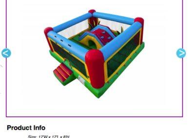 Combo Toddler $180