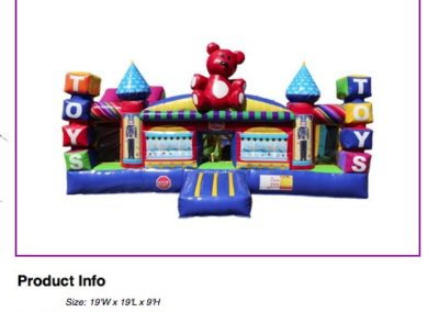 Combo - Toy Town $250