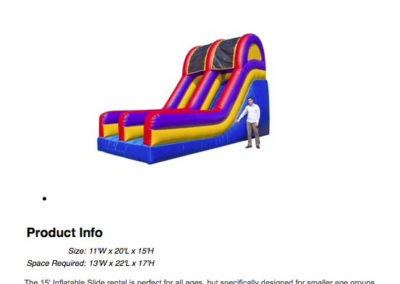 Double Slide  $225