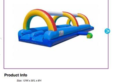 Dual Slip n Slide $225