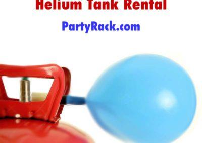 Helium Tank Rental in Glendale Ca