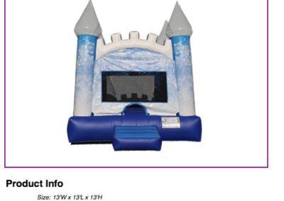 Ice Castle $99