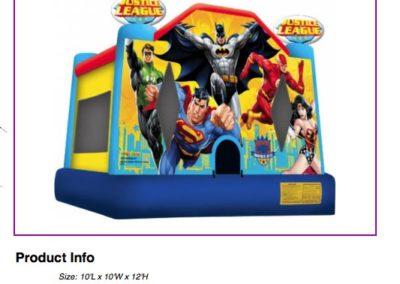 Justice League  $89