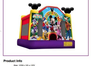 Mickey Park  $89