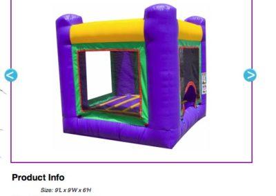 Mini Bounce  $65