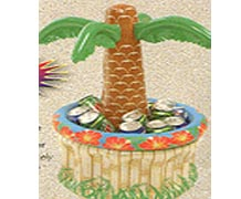 Palm Tree Cooler Table Top