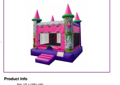 Princess Castle  $75