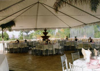 Professional Event Tents - Call For Pricing