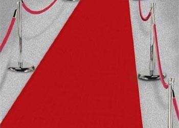 Red or White Carpet $40