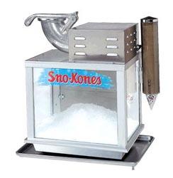 Snow Cone Maker Machine Rental