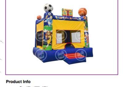 Sport Arena   $89
