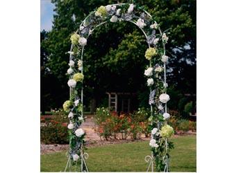 Wedding Arch 8 ft $25