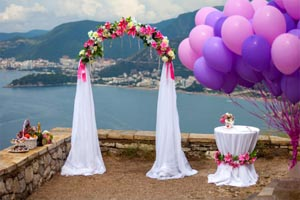 Wedding decorations in Glendale ca