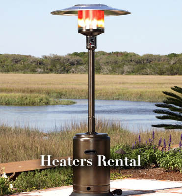 heaters rental