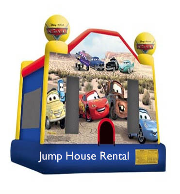 Bounce House Jump House Rental in San Fernando Valley
