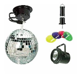 mirror disco ball for rent