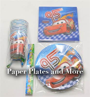 Paper plates rental