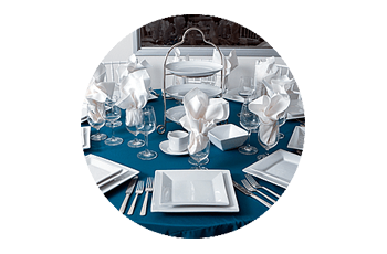 tableware rentals in Glendale
